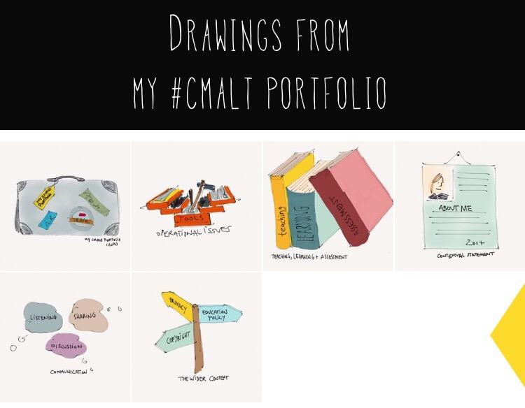 Drawings for cmalt portfolio