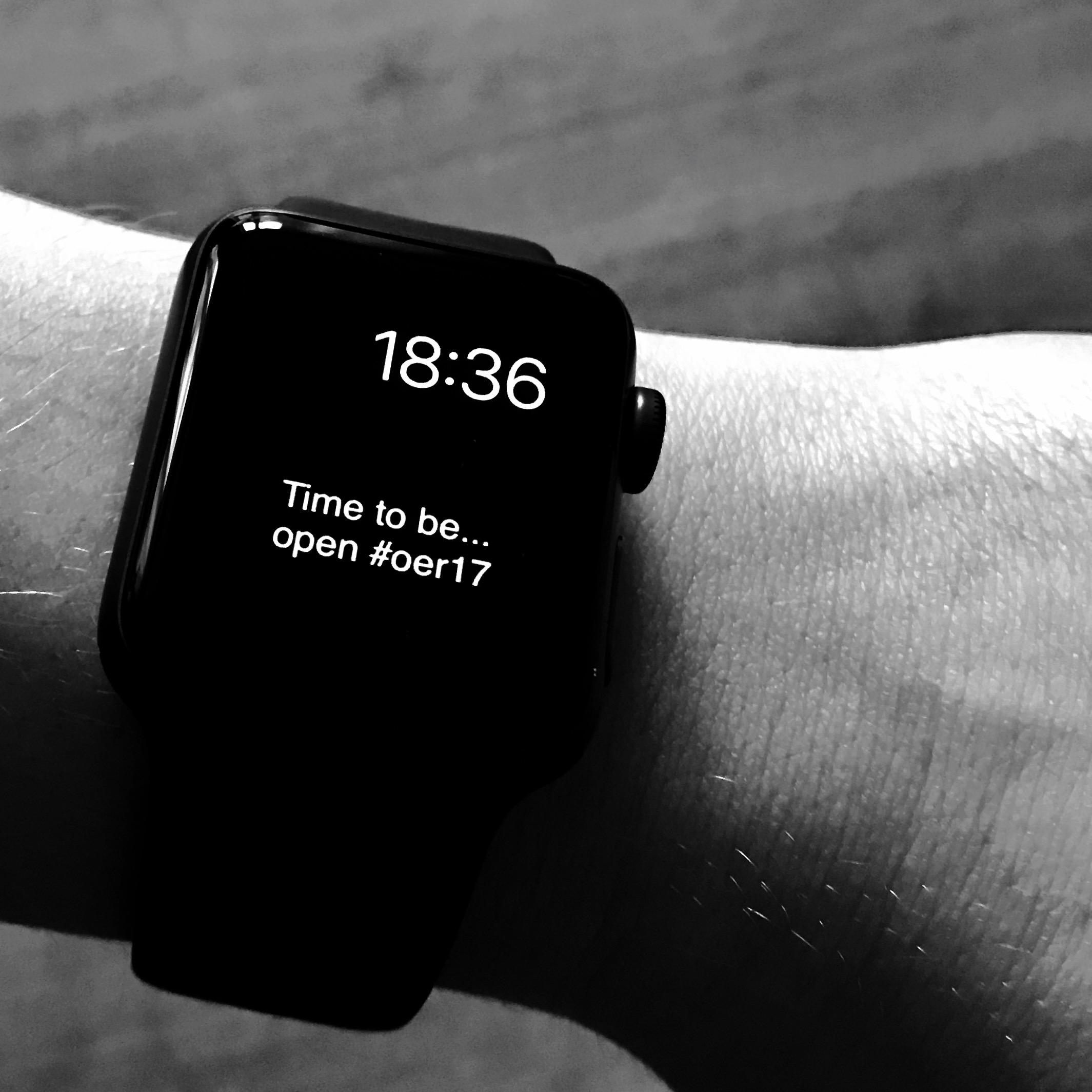Image of oer17 watch face
