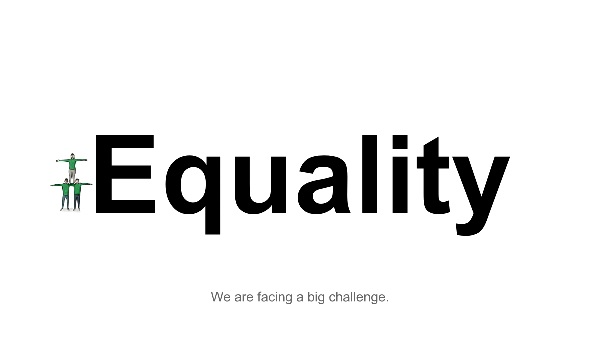 "Talk cover image ""Equality"""