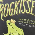 "Photo of the book ""Frogkisser"" by Garth Nix"