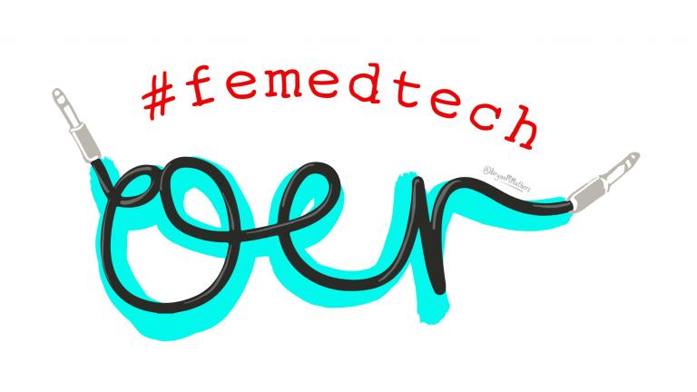 #femedtech #oer18